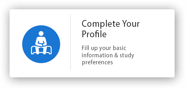 study abroad - complete your profile image